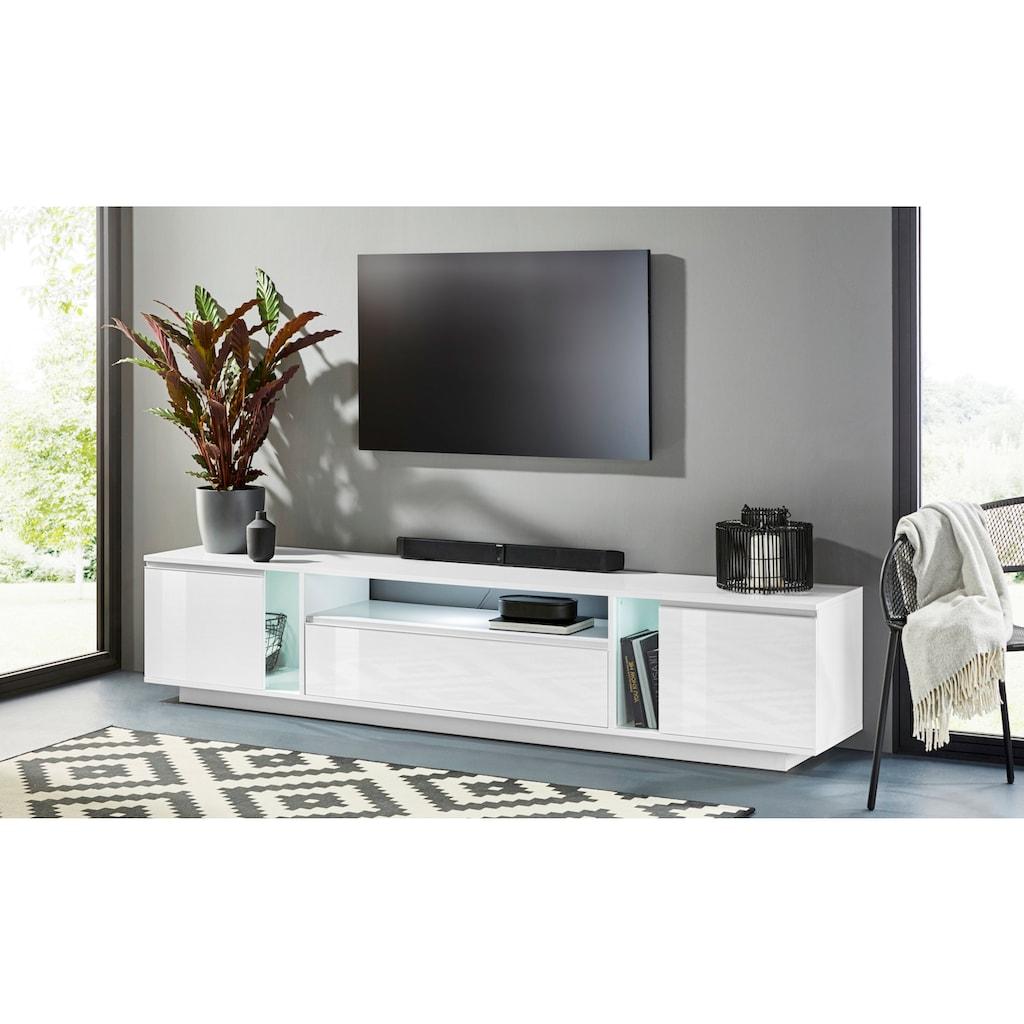 Tecnos TV-Board »Elegant«, Breite ca. 200 cm