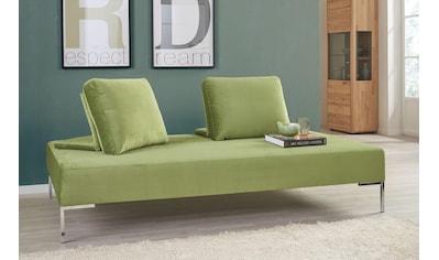 reposa Daybett »ELBA«, designed by Emell Gök Che, inklusive flexibel einsetzbare... kaufen
