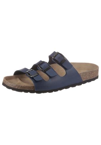 CITY WALK Pantolette, mit Veloursleder-Fußbett kaufen