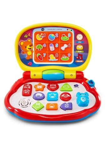 Vtech® Kindercomputer »Entdecker Laptop« kaufen