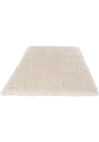 Guido Maria Kretschmer Home&Living Hochflor-Teppich »Micro exclusiv«, rechteckig, 78 mm Höhe, democratichome Edition, bekannt aus der TV Werbung, Wohnzimmer kaufen