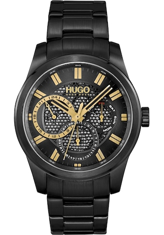 HUGO Multifunktionsuhr »#SKELETON, 1530192« kaufen