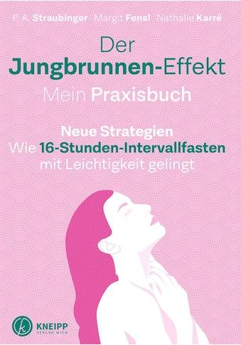 Buch »Der Jungbrunnen-Effekt. Mein Praxisbuch / P. A. Straubinger, Margit Fensl,... kaufen
