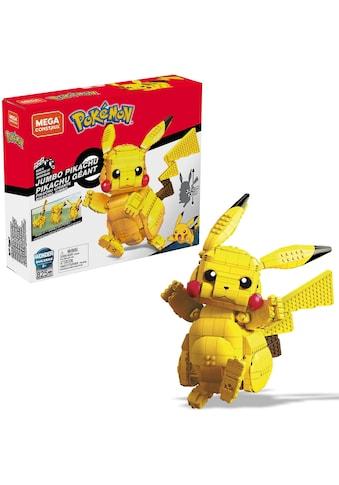 MEGA CONSTRUX Spielfigur »Pokémon Jumbo Pikachu«, zum Zusammenbauen kaufen