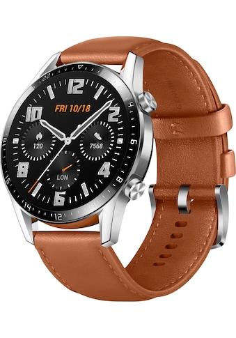Huawei Watch GT 2 Classic Smartwatch (3,53 cm / 1,39 Zoll, RTOS) kaufen