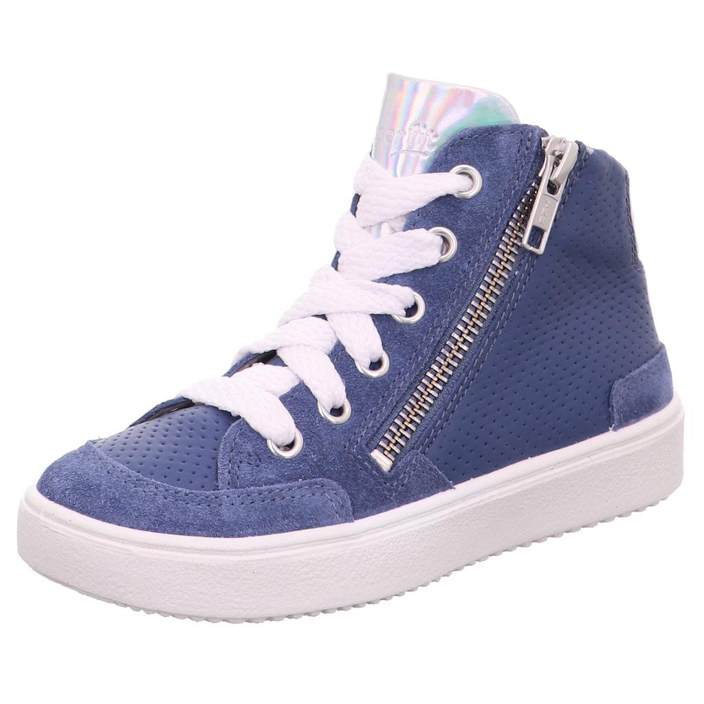 Superfit Sneaker »Heaven WMS Weiten-Messsystem: mittel«, mit Innenreißverschluss