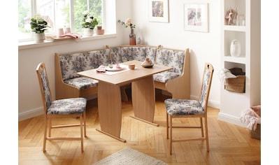 Home affaire Eckbankgruppe »Minden 2«, (Set, 4 St.), im rustikalen Landhausstil kaufen