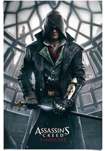 Reinders! Poster »Assassin`s Creed Big Ben«, (1 St.) kaufen