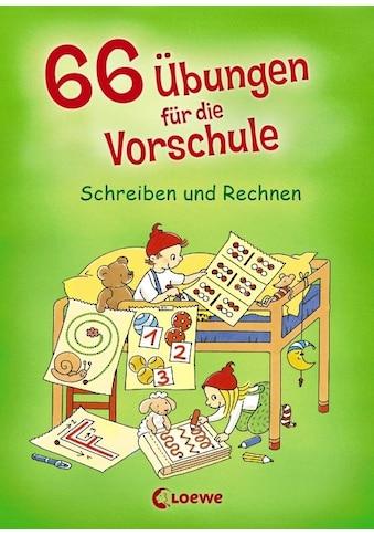 Buch »66 Übungen für die Vorschule / Simone Wirtz, Ulrike Düring, Birgitt Carstens« kaufen
