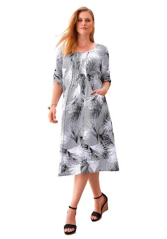 Anna Aura Blusenkleid »aus 100% Leinen«, Biesen kaufen