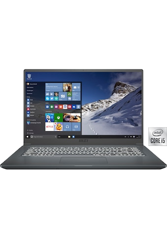 "MSI Notebook »Modern 15 A10M-641«, (39,6 cm/15,6 "" Intel Core i5 UHD Graphics\r\n 512... kaufen"