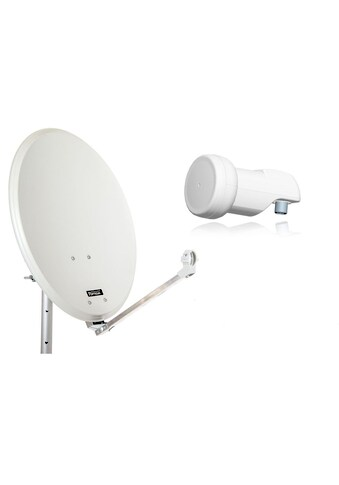 Opticum Red Sat-Spiegel »QA60 Alu mit Single-LNB Sat Anlage« kaufen