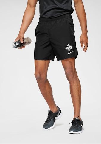 Nike Laufshorts »Challanger Short Wr Gx Running Short«, DRI-FIT Technologie kaufen