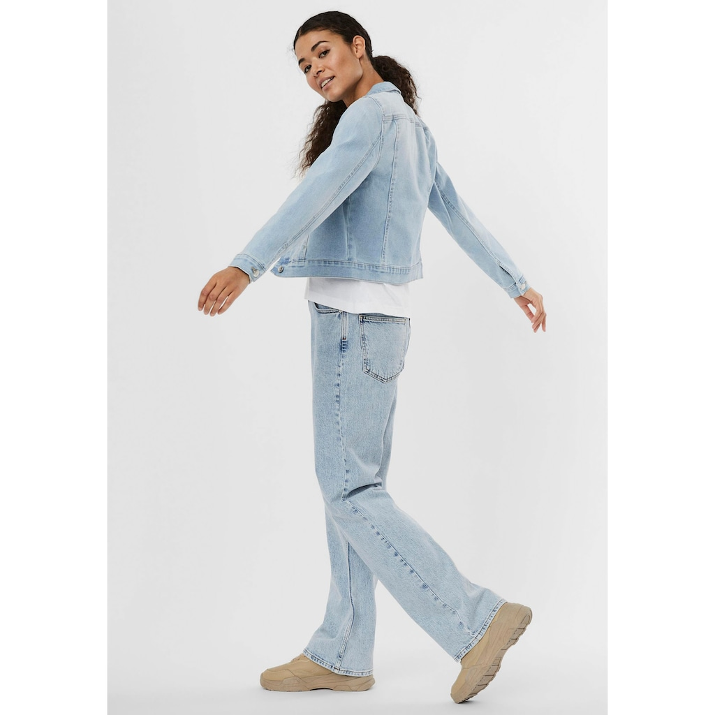 Vero Moda Jeansjacke »VMFAITH«