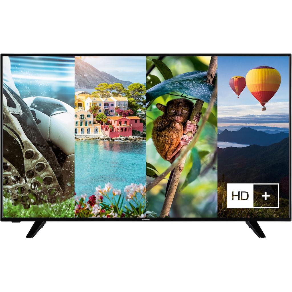 "Hanseatic LED-Fernseher »55H600UDS II«, 139 cm/55 "", 4K Ultra HD, Smart-TV, HDR10"