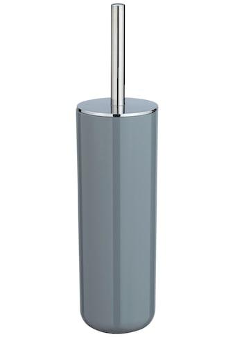 WENKO WC - Garnitur »Posa Grau/Chrom«, geschlossene Form kaufen