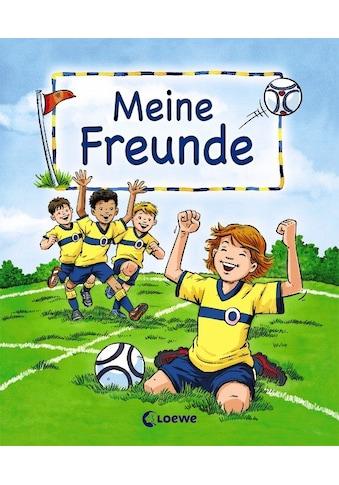 Buch »Meine Freunde (Motiv Fußball) / Joachim Krause« kaufen