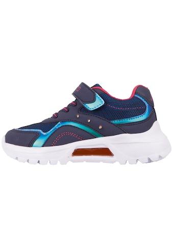 Kappa Sneaker »BESS K«, mit cooler Blinkfunktion kaufen