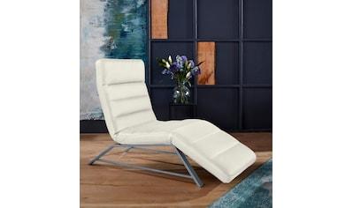 W.SCHILLIG Relaxliege »daily dreams«, Funktionsliege wahlweise mit Motor, Gestell matt, Breite 75 cm kaufen