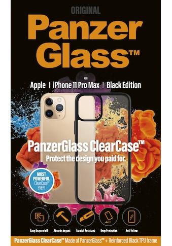 PanzerGlass Handytasche »ClearCase mit Blackframe für iPhone 11 Pro Max« kaufen