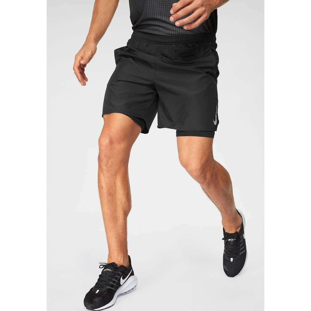 Nike Laufshorts »M NK CHLLGR SHORT 7IN 2IN1«