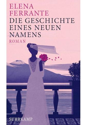 Buch »Die Geschichte eines neuen Namens / Elena Ferrante, Karin Krieger« kaufen