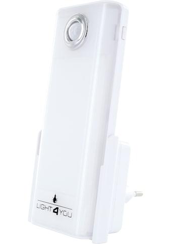 Schwaiger LED Nachtlicht, Notfalllicht, Taschenlampe mit Bewegungssensor kaufen