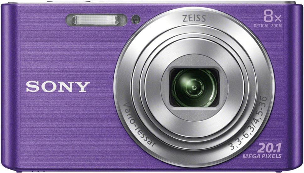 »DSC-W830« Kompaktkamera (ZEISS Vario-Tessar, 20, 1 MP)