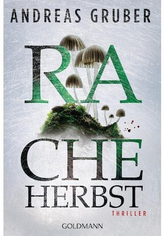Buch »Racheherbst / Andreas Gruber« kaufen