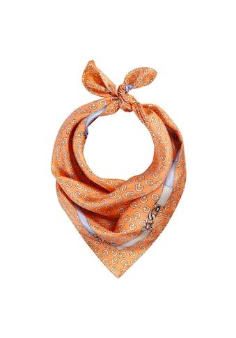 Codello Seidentuch, aus reiner Seide mit exklusivem Steigbügel-Print kaufen