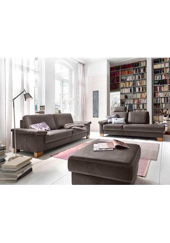 Premium collection by Home affaire 2,5-Sitzer »Teramo«, incl. 2 Kopfstützen,... kaufen