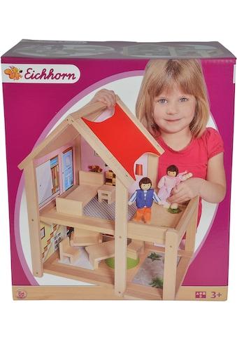 """Eichhorn Puppenhaus """"Puppenhaus, 9tlg."""" kaufen"""