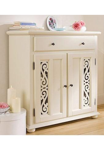 Premium collection by Home affaire Kommode »Arabeske«, mit schönen dekorativen... kaufen