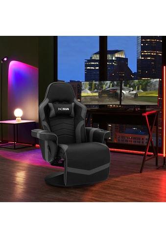 INOSIGN Relaxsessel »Liljana«, im Gaming Chair Design, mit mechanischer Relaxfunktion,... kaufen