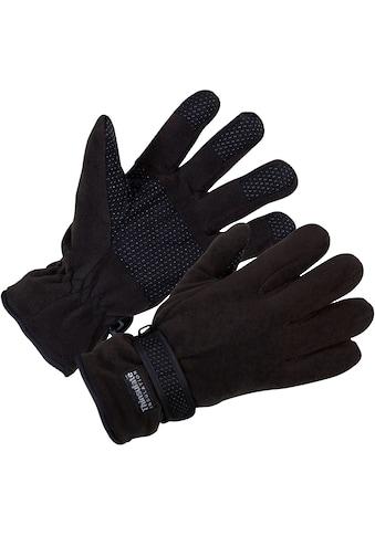 Fleecehandschuhe »0905-1000 schwarz« kaufen