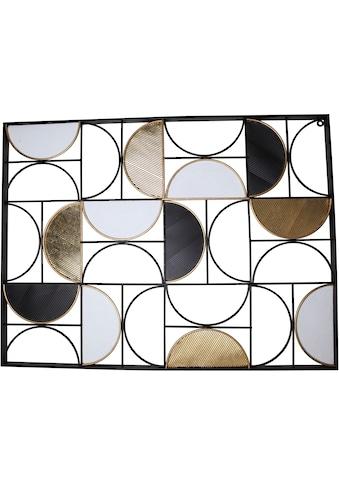 Leonique Wanddekoobjekt, Wanddeko, aus Metall kaufen