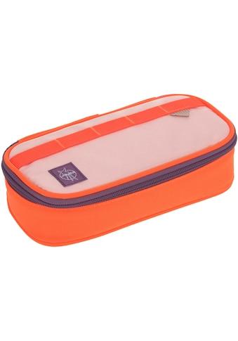 LÄSSIG Schreibgeräteetui »Unique Spacy, rose/neon-orange«, PETA-approved vegan; aus... kaufen
