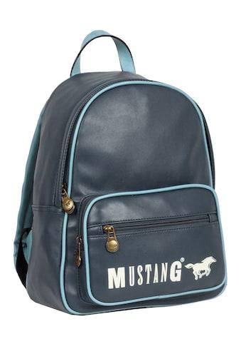 MUSTANG Cityrucksack »Milan«, mit schickem Logoaufdruck kaufen