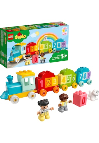 LEGO® Konstruktionsspielsteine »Zahlenzug – Zählen lernen (10954), LEGO® DUPLO®... kaufen