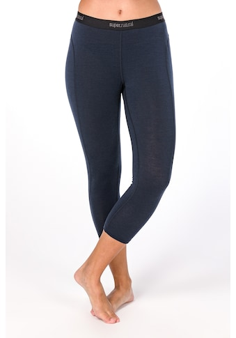 SUPER.NATURAL Funktionstights »W BASE 3/4 TIGHT 230« kaufen
