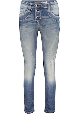 Please Jeans Boyfriend-Jeans »P 78A«, mit leichtem Destroyed Effekt kaufen