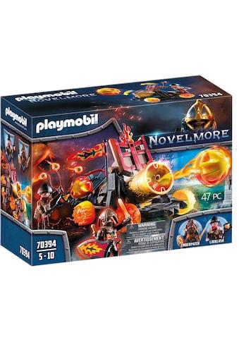 "Playmobil® Konstruktions - Spielset ""Burnahm Raiders Lavabombarde (70394), Novelmore"", Kunststoff kaufen"