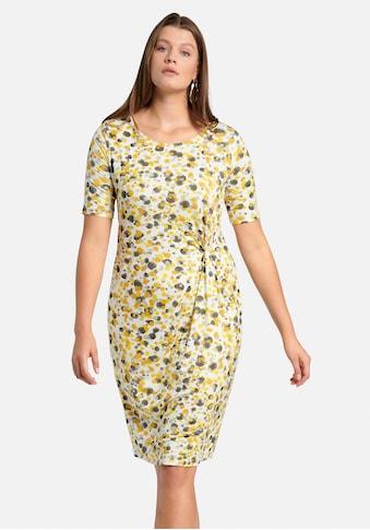 Anna Aura Jerseykleid »Jersey-Kleid mit 1/2-Arm«, mit Raffungen kaufen
