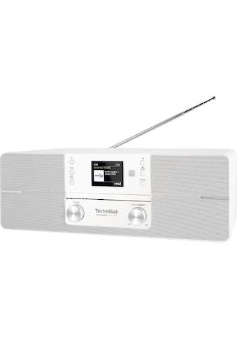 TechniSat Digitalradio (DAB+) »DIGITRADIO 371 CD BT Stereo«, (Bluetooth UKW mit RDS-Digitalradio (DAB+) ), CD, Bluetooth, Farbdisplay, USB kaufen
