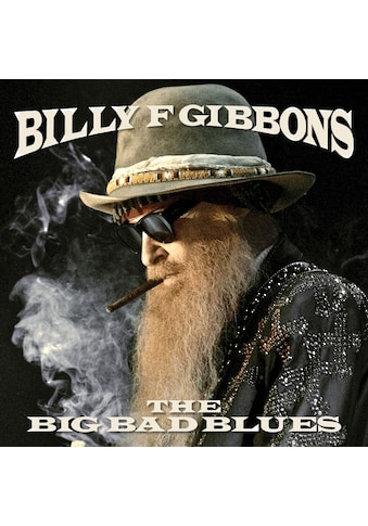 Musik-CD »The Big Bad Blues / Gibbons,Billy« kaufen