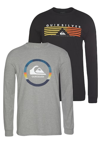 Quiksilver Langarmshirt »GRADIENT DREAM RETHIN PACK YM« (Packung, 2er - Pack) kaufen