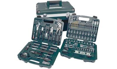 Brüder Mannesmann Werkzeuge Werkzeugset »163-tlg.«, (Set, 163 St.) kaufen