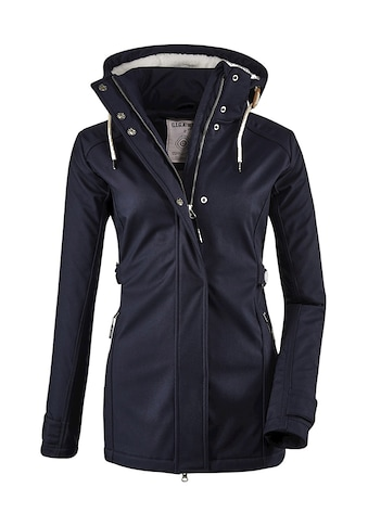 G.I.G.A. DX by killtec Softshelljacke »Cushy WMN Softshell JCKT A« kaufen
