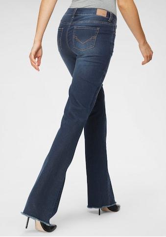 H.I.S Bootcut - Jeans »Regular Waist« kaufen