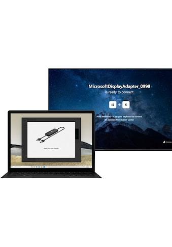 Microsoft Adapter »4K Wireless Display Adapter«, 28,3 cm kaufen